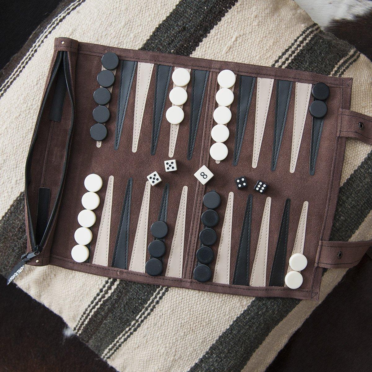 Backgammon de voyage