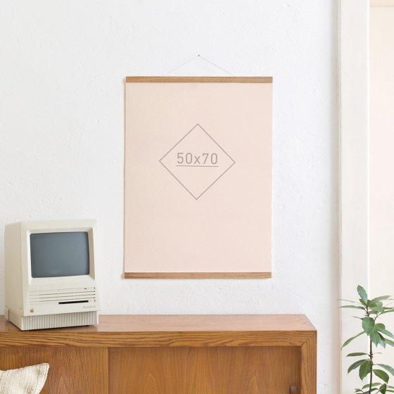 Porte Poster en bois