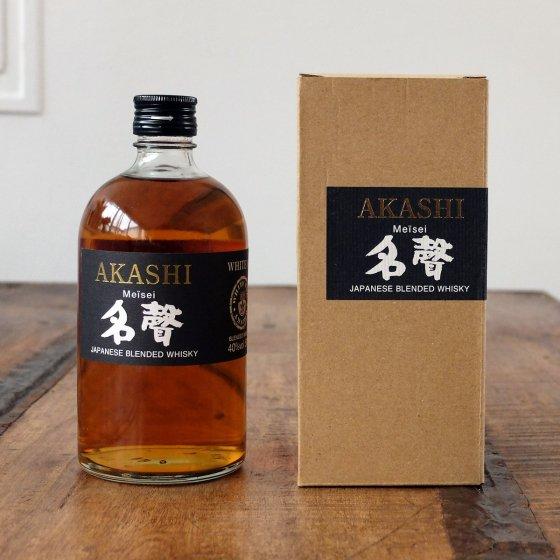 Whisky Akashi Meïsei