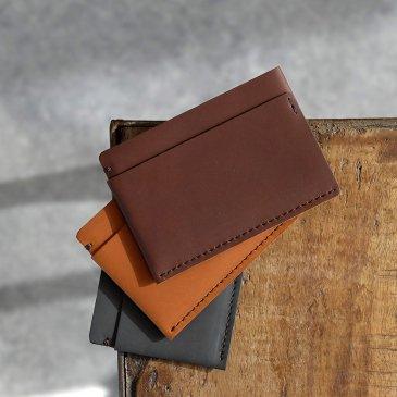 Porte-carte minimaliste