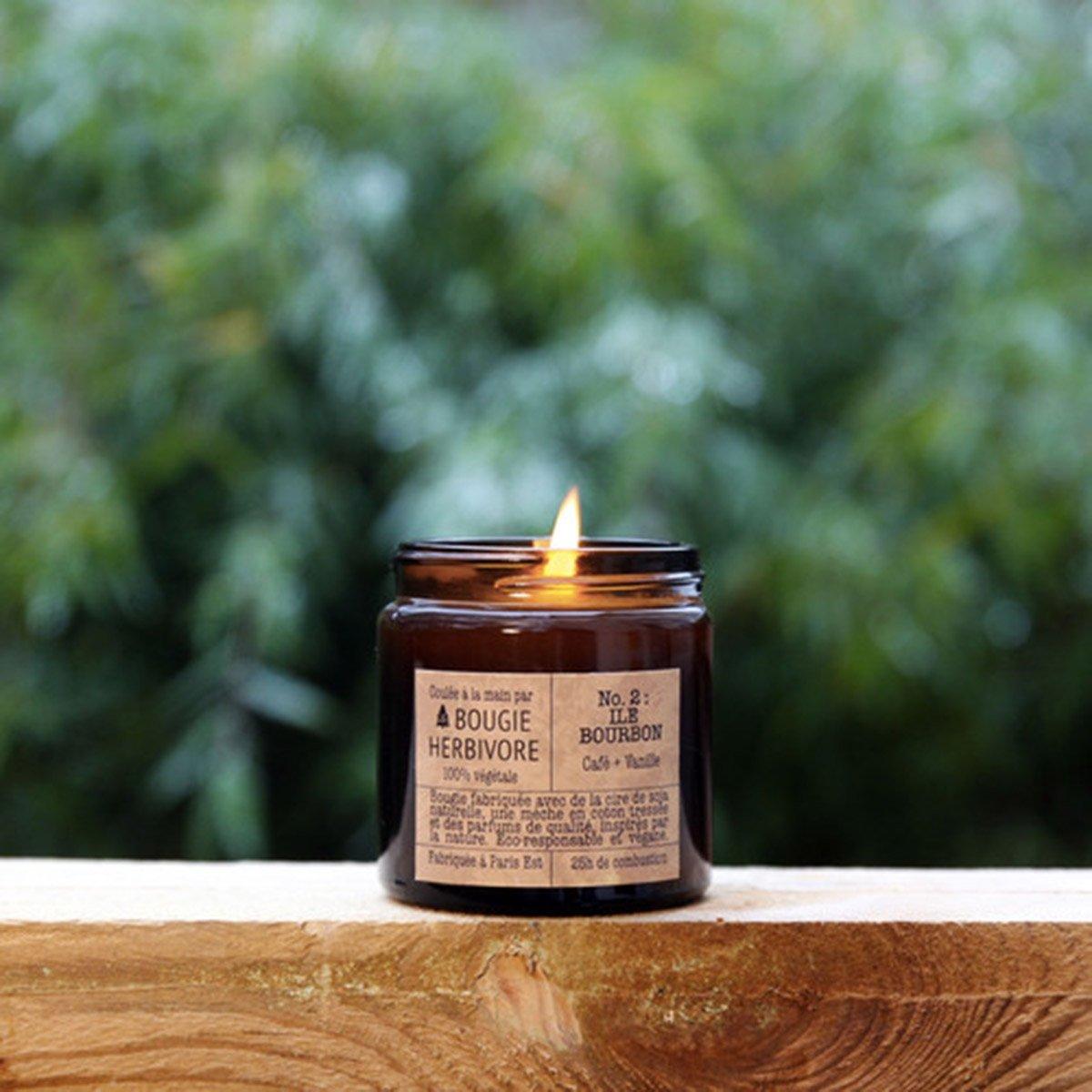 bougies herbivoires - les raffineurs