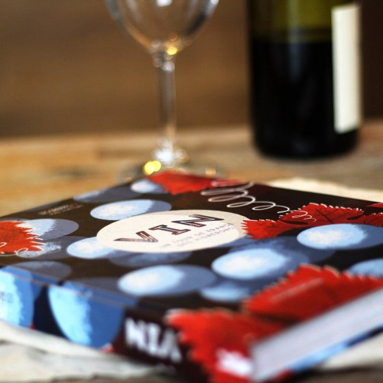 Livre Vin : un tour de France des vignerons