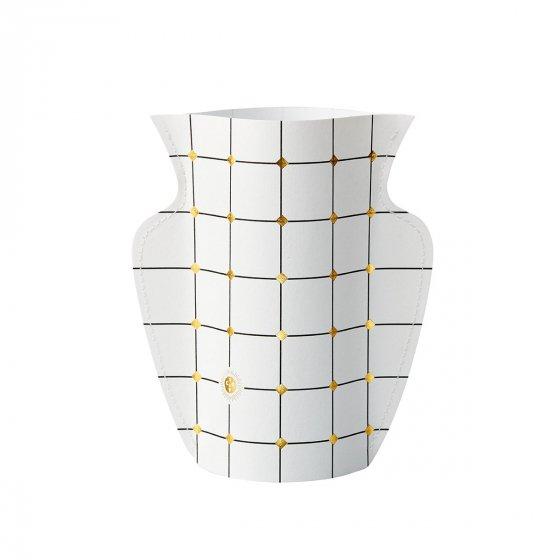 Vase en papier Octaevo
