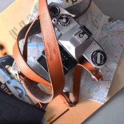 Camera Strap harber London Tan
