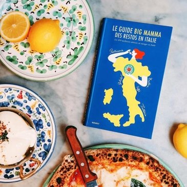 Le guide des restaurants en Italie de Big Mamma