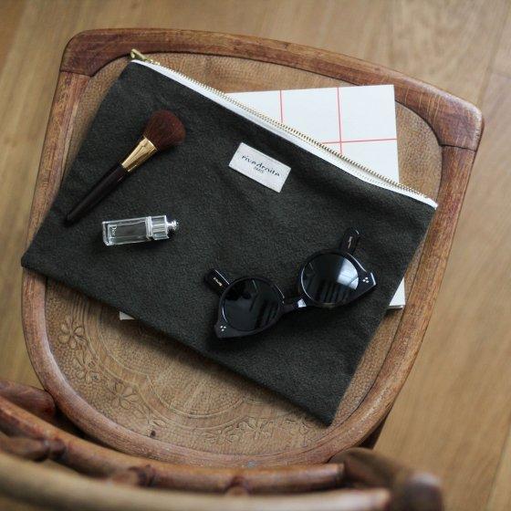 Pochette en coton Barbette