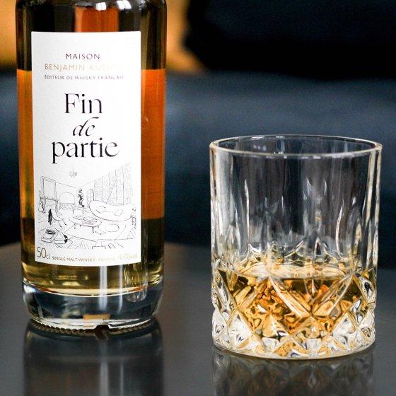 Whisky français Benjamin Kuentz