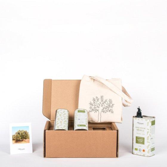 Adoptez votre olivier