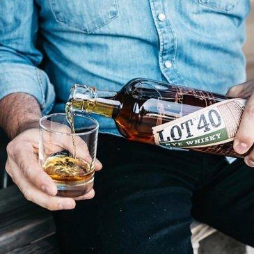 Whisky Rye Lot 40