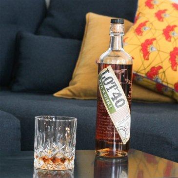 Whisky de seigle, Lot 40
