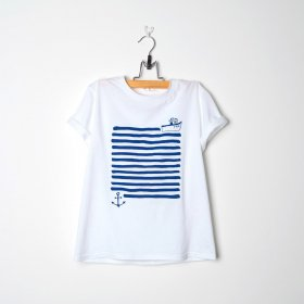 T-Shirt Boat and Anchor